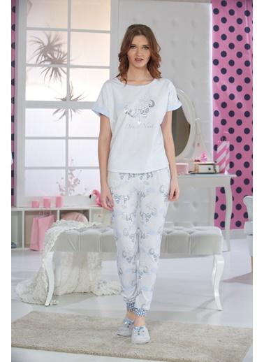 Pijama Takım-Gizzey